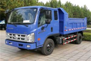 福田金刚H1 3300轴距 YN27CRE1动力工程运输型自卸车