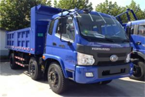 福田金刚M3-1995 (1800+3600)轴距 ISF3.8s4R154发动机 公路运输自卸车