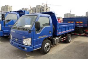 福田金刚2 2600轴距 YZ4DC1-40发动机 工程运输自卸车