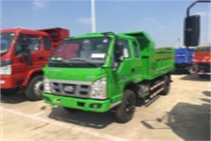 福田金刚5 3300轴距 YN33CRD2发动机 工程运输自卸车