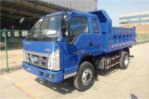 福田金刚3 2800轴距 4B2-95C40发动机 工程运输型自卸车