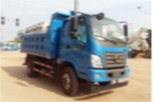 福田金刚M3 3300轴距 YN38CRD2动力 工程运输自卸车