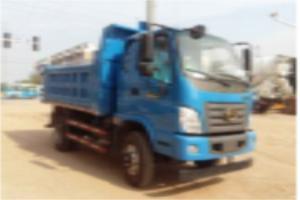 福田金刚M3 3400轴距 YC4D130-45动力 工程运输自卸车