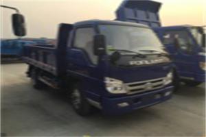 福田金刚5 2800轴距 YN33CRD2动力 公路运输类自卸车 (地下室车型)