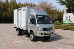 福田驭菱VQ1非承载1.5L后单胎两用燃料产品(2017款)汽车