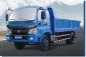 福田金刚M3-1995 4800轴距 ISF3.8s4R141发动机 公路运输自卸车