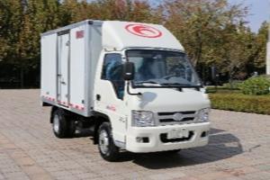 福田驭菱VQ2/LJ469非承载车身后双胎汽车