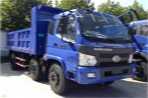 福田金刚M3 4400轴距 YZ4DB2-40国IV动力运输型自卸车