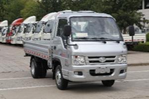 福田驭菱VQ2非承载1.5L双胎汽车