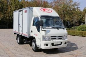 福田驭菱VQ2非承载1.5L后双胎两用燃料汽车