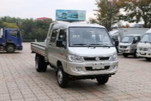 福田驭菱VQ5非承载1.2L后双胎汽油汽车