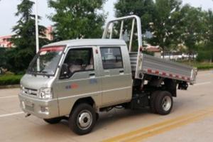 福田驭菱V1汽油单排自卸汽车