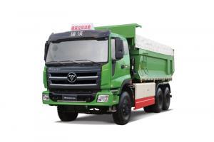 福田瑞沃Q9 6×4 336/350马力国五产品 6.0米货箱自卸车
