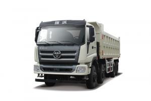 福田瑞沃Q9 6×4 310马力国五产品  5.4米货箱自卸车