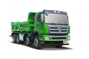 福田瑞沃Q9 8×4 336马力国五产品 6.6米货箱自卸车