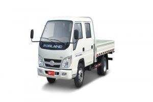 福田小卡之星Q2低货台2600/2850装LJ469Q-AEC国五后双胎汽车