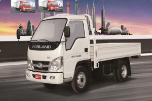 福田小卡之星Q2低货台-装A15G国五两用燃料汽车