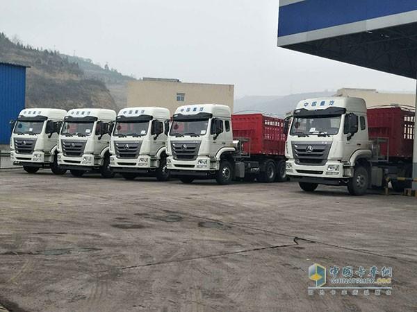 中国重汽豪瀚J7G