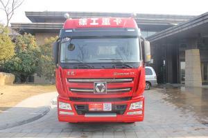 徐工 漢风G7重卡 380马力 6X4 LNG牵引车