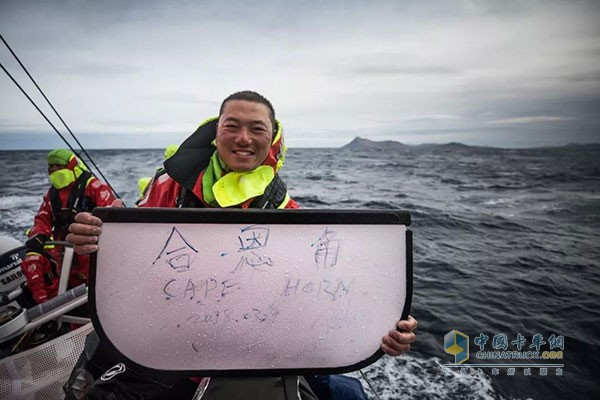 东风队终登沃尔沃环球帆船赛总积分榜首位
