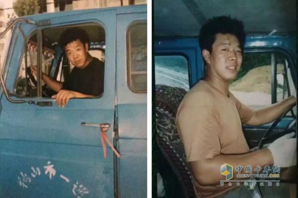 杨鹏运输生涯里的卡车清一色都是解放车,发动机全部选择锡柴