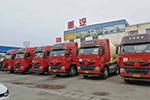 贵州建工对中国重汽HOWO曼技术产品情有独钟