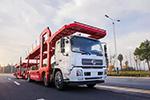 交付1100台 东风天锦引领一季度中置轴轿运车市场