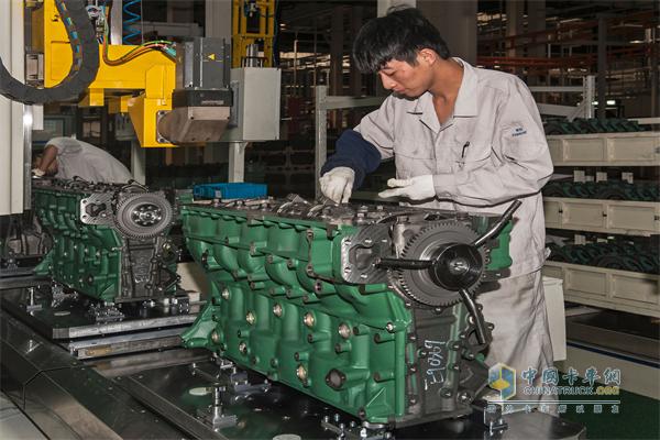 锡柴积极着手基于DPF的国五柴油机技术储备与产品研发