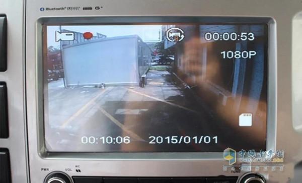 倒车影像和监控系统