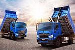 你想要的自卸车配备 福田瑞沃ES自卸车都能满足