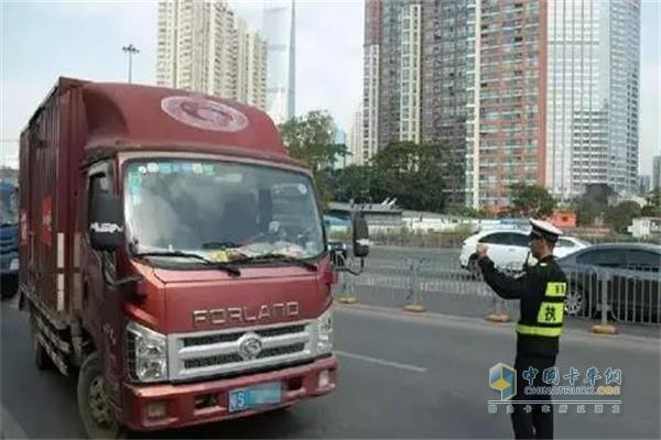 货车电子通行证2018年4月16日起须登录甘肃政务服务网办理