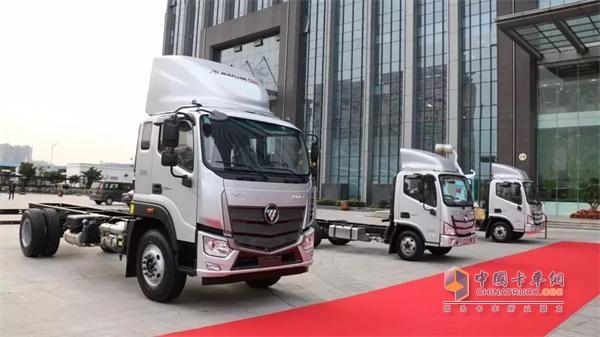 欧马可超级卡车全系DPF车型