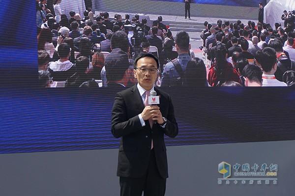 江铃汽车股份有限公司总裁范炘