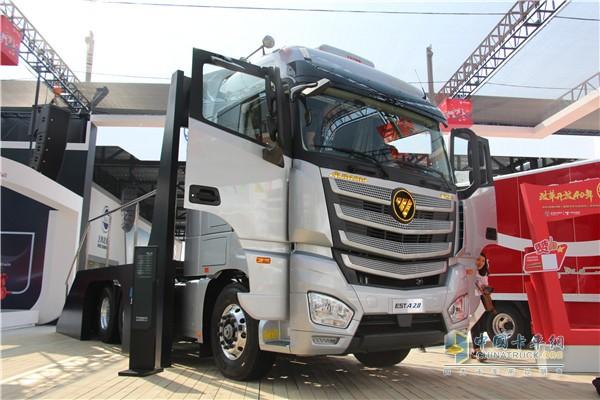欧曼EST-A2.0超级卡车
