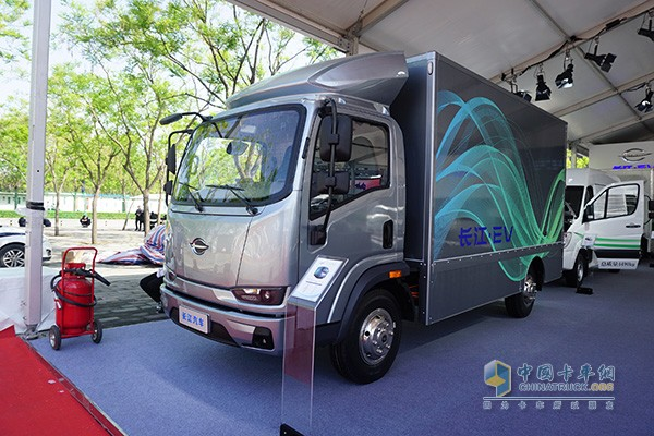 长江汽车纯电动产品