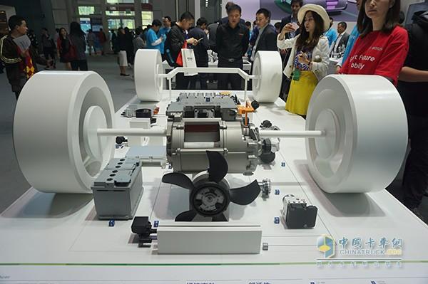 博世纯电动产品解决方案