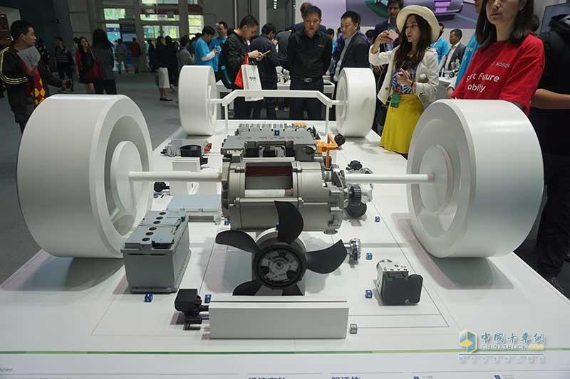 博世亮相第十五届北京国际车展,现场发布人气十足