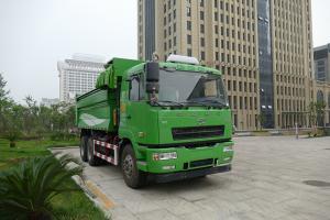 华菱重卡 345马力6×4 5.6米自卸车