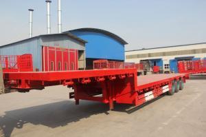 湖南生产低平板式半挂车,厂家供应