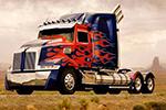 带你认识庐山真面目 盘点电影里出现的经典卡车