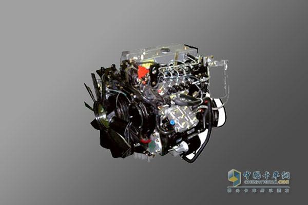 玉柴YC4S系列发动机