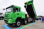 纯电动渣土运输 比亚迪全球首批500辆T10ZT投入深圳试运营