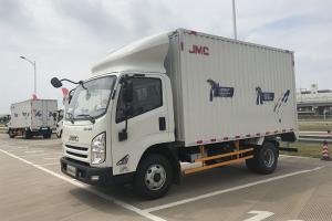 江铃汽车 凯锐重载金刚 宽体版  156马力 国五载货车