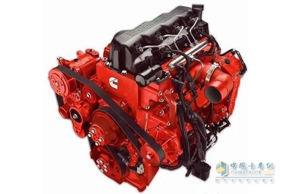 B10发动机