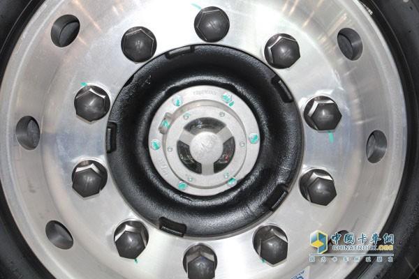 康迈PreSet® 系列轮毂单元助力乘龙柳汽高效运营