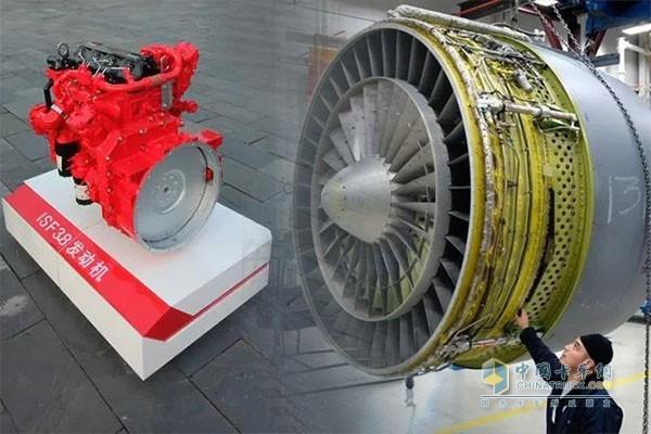 康明斯3.8L大马力发动机