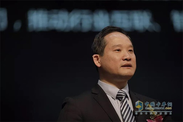 三一重卡董事长梁林河先生将在发布会现场致辞