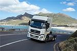 进军海外市场 东风卡车登陆西非