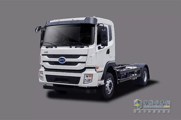 首批20台纯电动卡车即将运往巴西