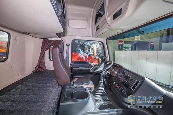 省心高效 这款新欧曼etx中置轴轿运车不简单!图片